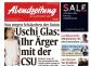 Abendzeitung München - 20.07.2017 - Titelseite