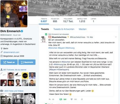 Dirk Emmerich @DEmmerich Twitter