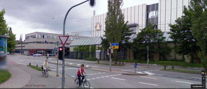 Google-Maps Brauerei